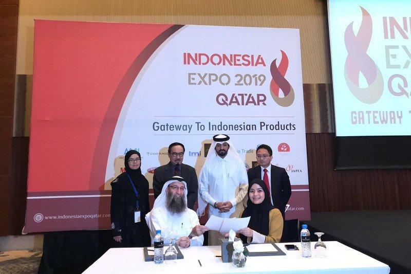 Indonesia Expo pertama di Qatar raih transaksi Rp282 miliar