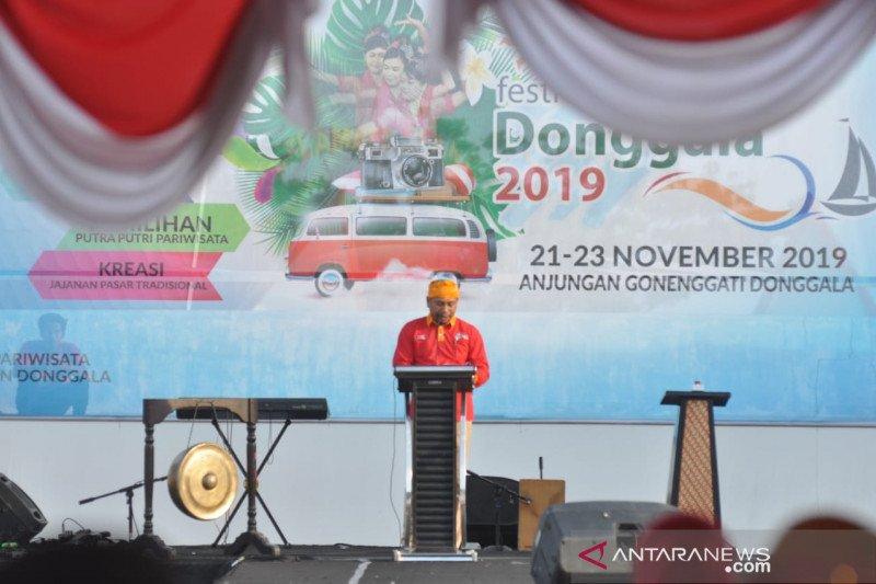 Festival Pesona Donggala stimulus tumbuhkan industri wisata