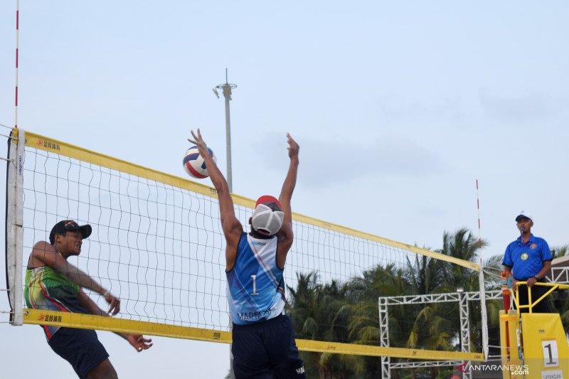 Yogyakarta sabet medali emas Popnas XV bola voli pantai