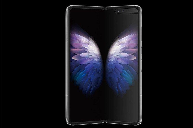Samsung luncurkan ponsel layar lipat dengan Snapdragon 855+