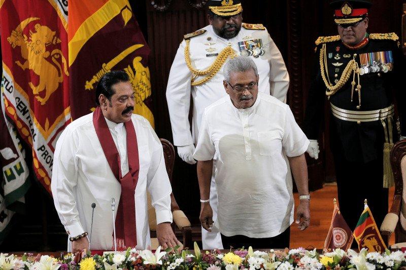 Keluarga Rajapaksa ingin perkuat dominasi di Sri Lanka lewat pemilu