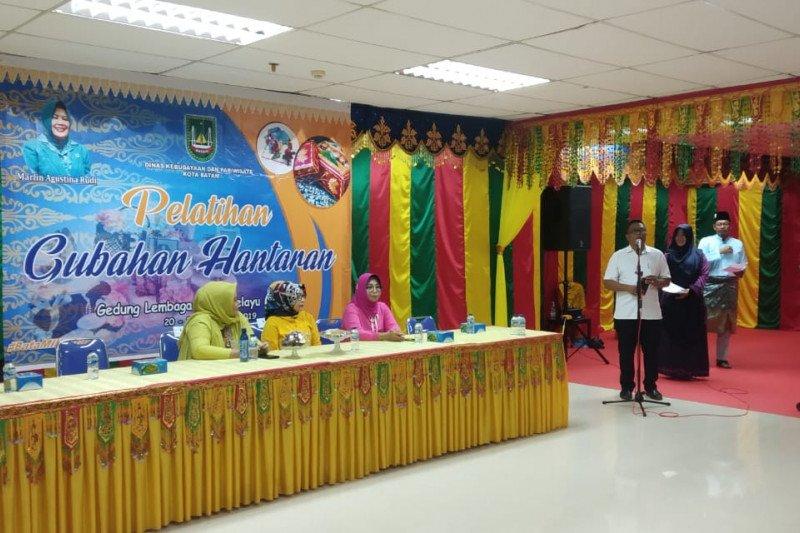 Hantaran pernikahan Melayu di kota ini terus dilestarikan