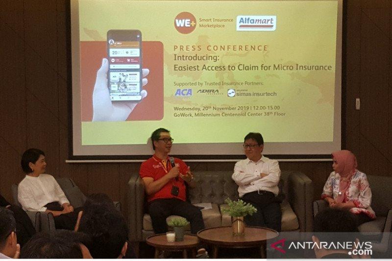 Bisa Klaim Asuransi di 13.900 Gerai Alfamart, Akses Klaim Terluas di Indonesia