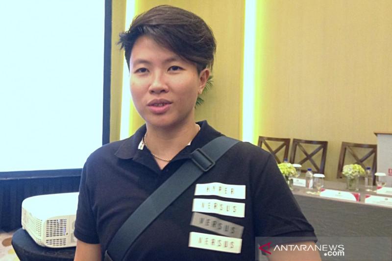 Liliyana Natsir mengambil bagian di Indonesia Masters 2020