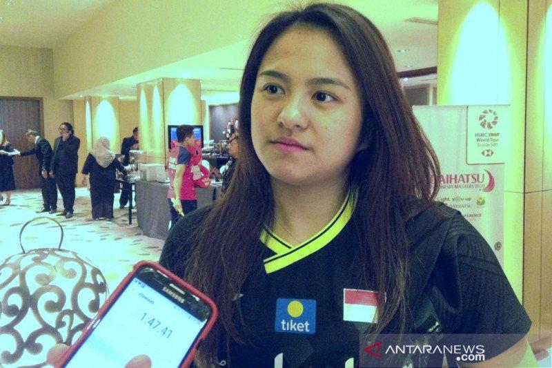 Melati bertekad perbaiki penampilan di Indonesia Masters 2020