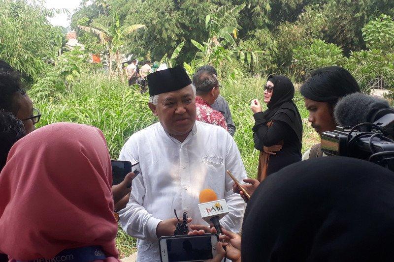 Din Syamsuddin ungkap mimpi Bahtiar Effendy yang belum terwujud