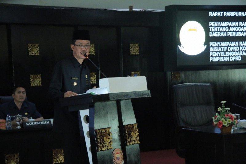 APBD Kota Palembang 2020 berkurang dibandingkan  2019