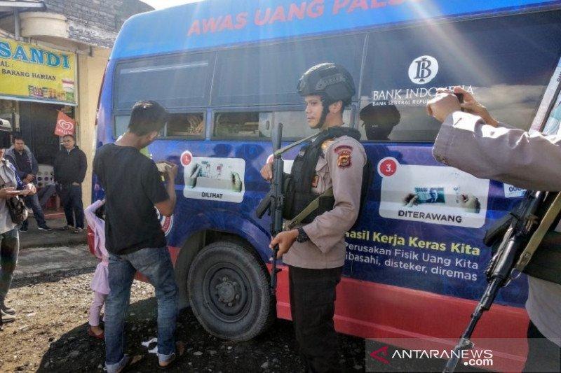 Kas Keliling BI Jambi layani penukaran uang di Jambi barat