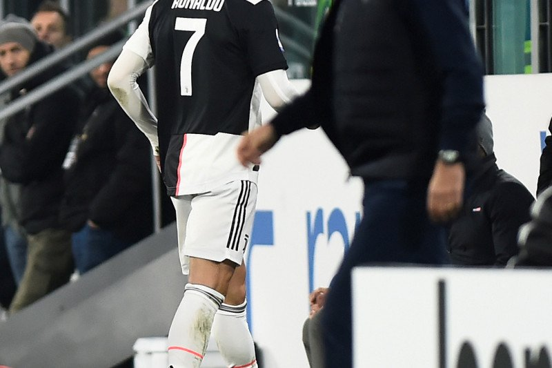 Juventus tidak akan mainkan Ronaldo hadapi Atalanta, ini alasan Maurizio Sarri