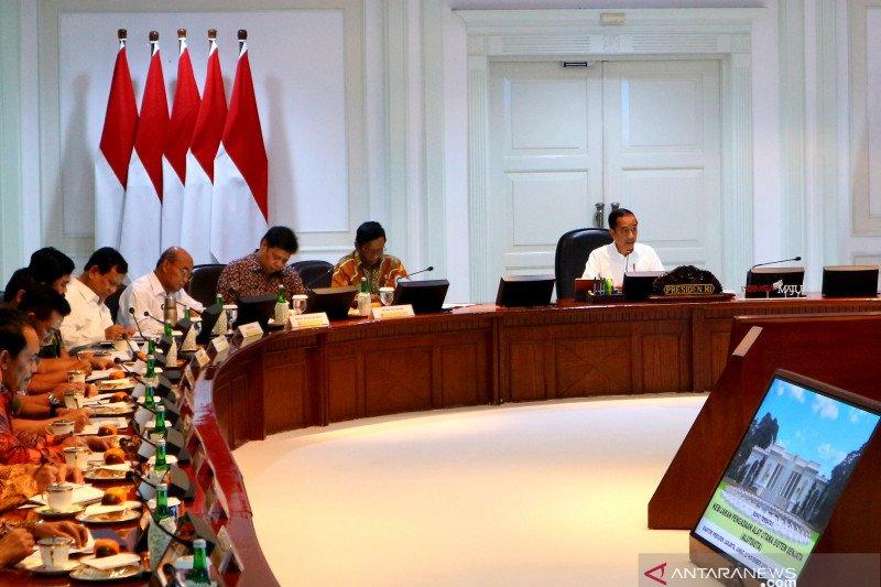 Presiden Jokowi: Stop belanja alutsista berorientasi proyek