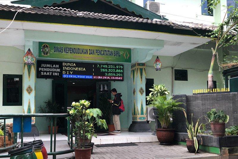 Blangko e-KTP terbatas, Disdukcapil Yogyakarta terbitkan 2.235 suket