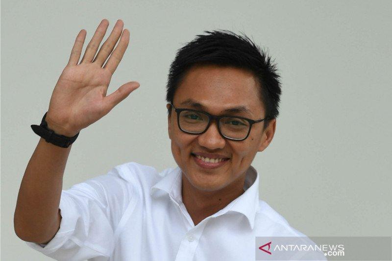 Aminuddin Ma'ruf diharapkan  jembatani Presiden dengan aktivis muda