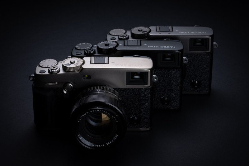 Fujifilm luncurkan kamera digital mirrorless X-Pro3