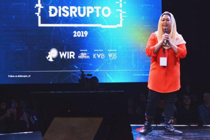 Yenny Wahid: Disrupsi teknologi harus berdampak positif bagi manusia