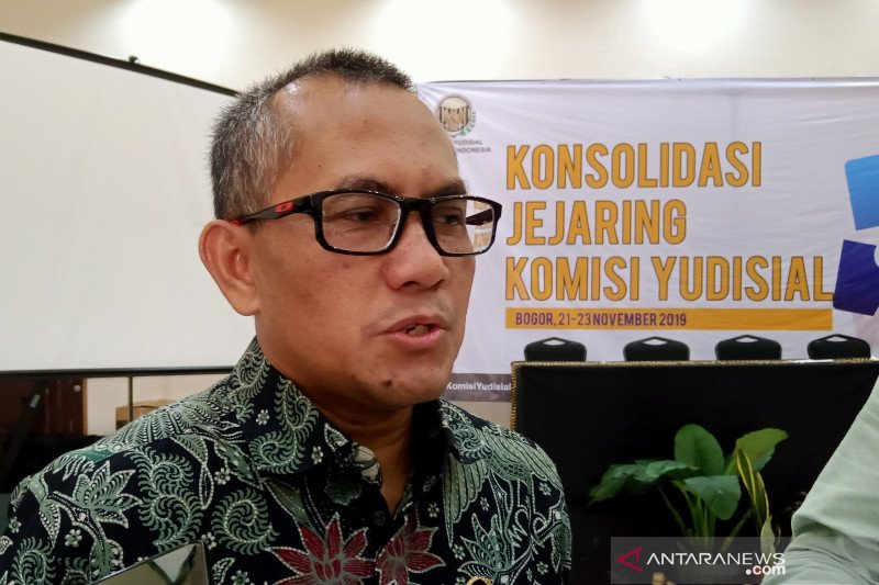 KY akan gelar pleno tetapkan calon hakim untuk diusulkan ke DPR