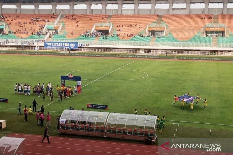 PS Tira Persikabo versus PSIS Semarang 1-2