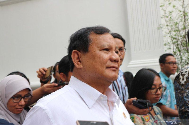 Prabowo berjanji cari kebocoran di pengadaan alutsista