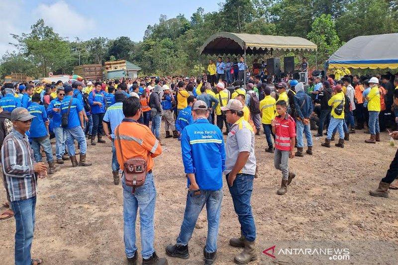 PT Patra Jasa dan aksi tutup jalan angkutan tambang di Barito Timur