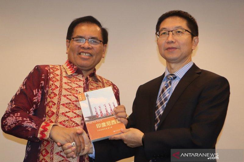 Peluncuran buku tentang Indonesia berbahasa Mandarin