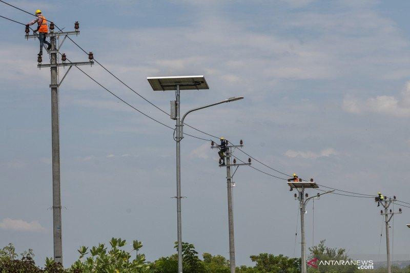 Menteri ESDM kejar ketertinggalan listrik Indonesia di ASEAN