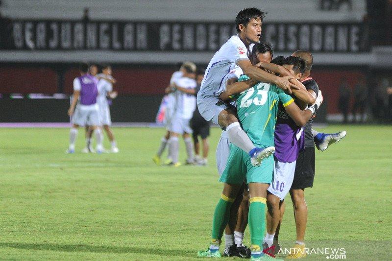 Persita-Persik pastikan masuk ke Liga 1 Indonesia 2020