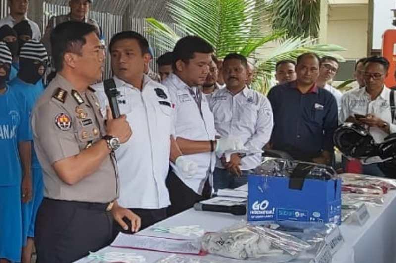 "Menembak pakai ""air soft gun"" hingga korban terluka, dua pelajar ditahan Polres Magelang"