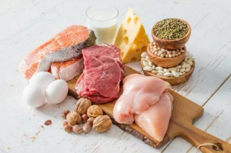 Info diet, sehatkah konsumsi protein terlalu banyak