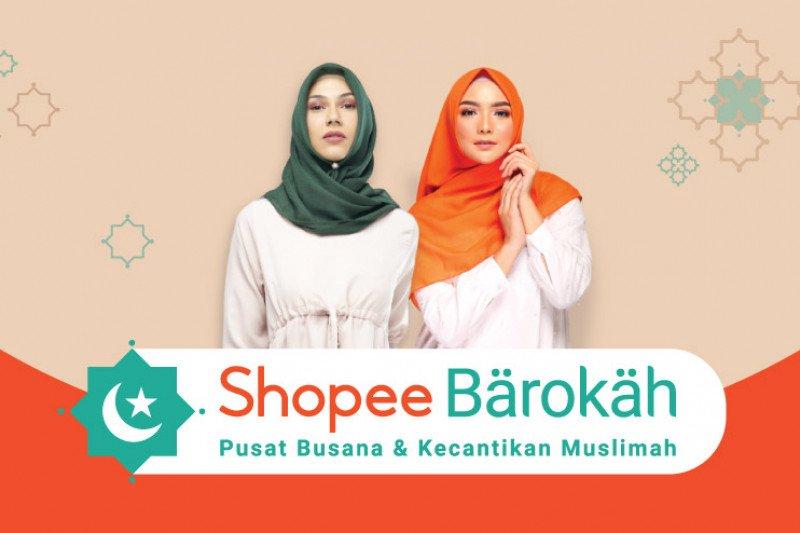 Fitur Barokah dari Shopee untuk fashion muslimah