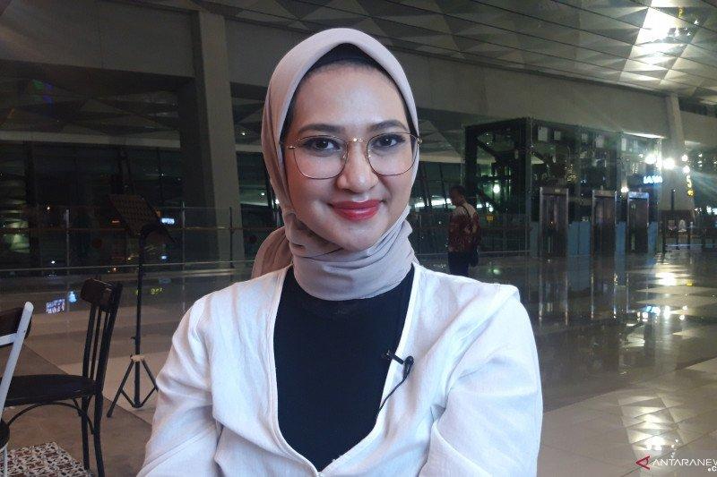 Sosok berkebutuhan  khusus, Angkie Yudistia, juru bicara Presiden