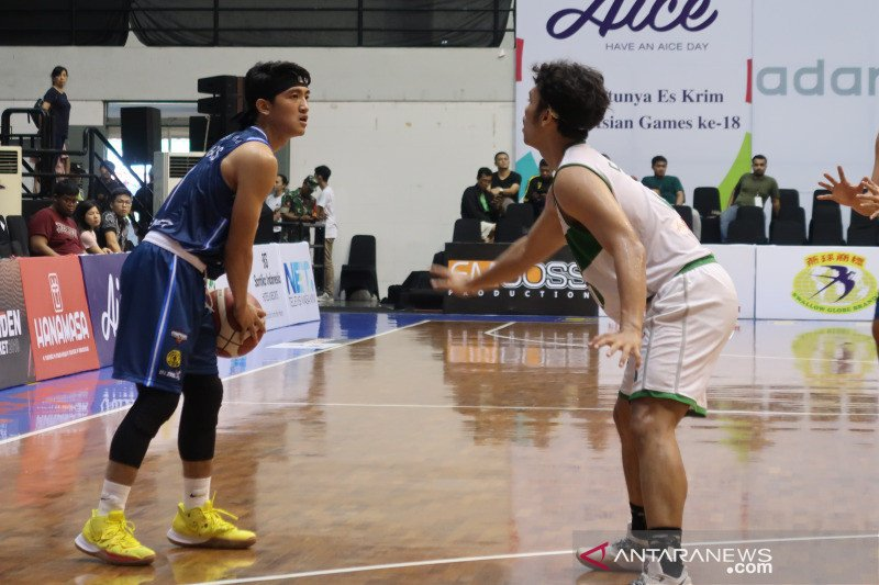 Pebasket Abraham Wenas mau perbaiki fokus bersama Hangtuah di semifinal