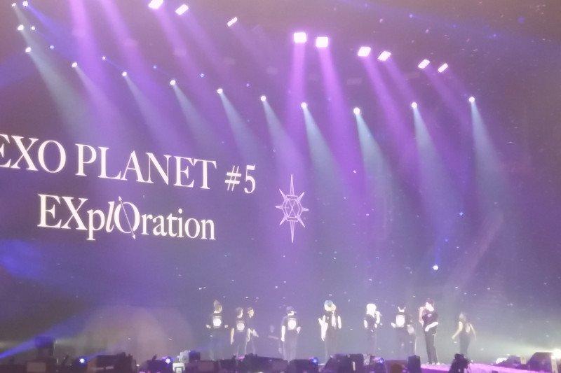 EXO bocorkan peluncuran album baru