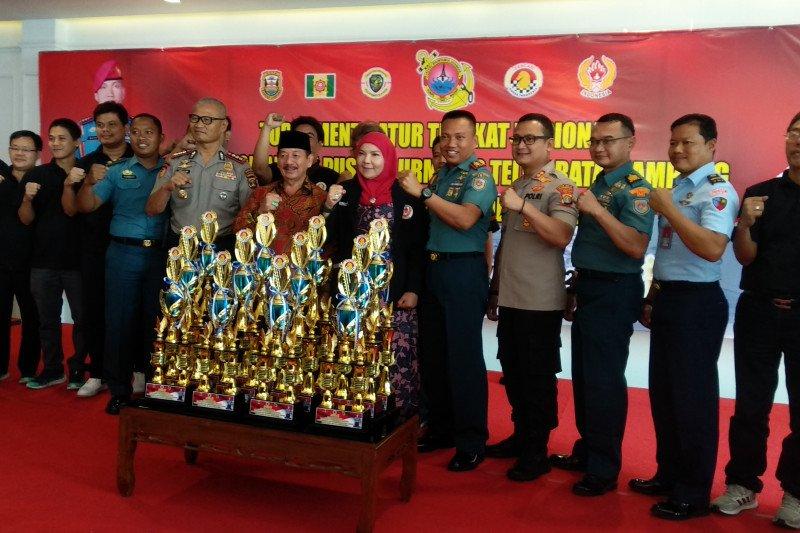 Kalteng ikuti turnamen catur tingkat nasional Puslatur-8 di Bandarlampung