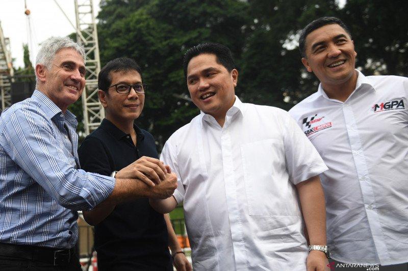 MotoGP kembali digelar di Indonesia, Mick Doohan rasakan nostalgia