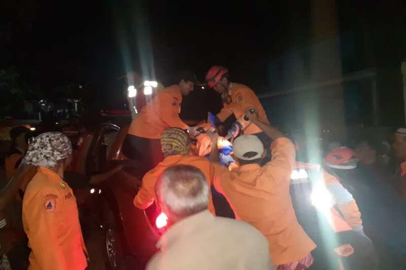 Dua orang tewas akibat tertimpa pohon tumbang
