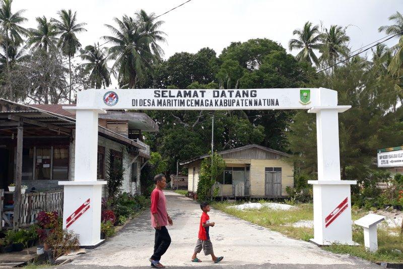 Cemaga Desa Maritim di Natuna