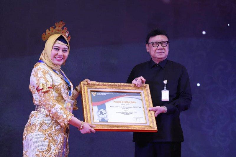 RSUD Achmad Yani raih penghargaan dari Kemenpan RB
