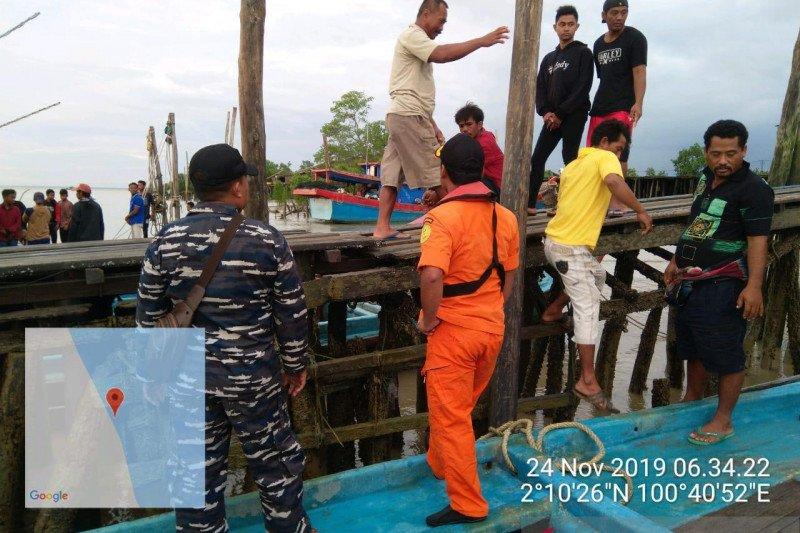 Basarnas cari nelayan hilang Rokan Hilir