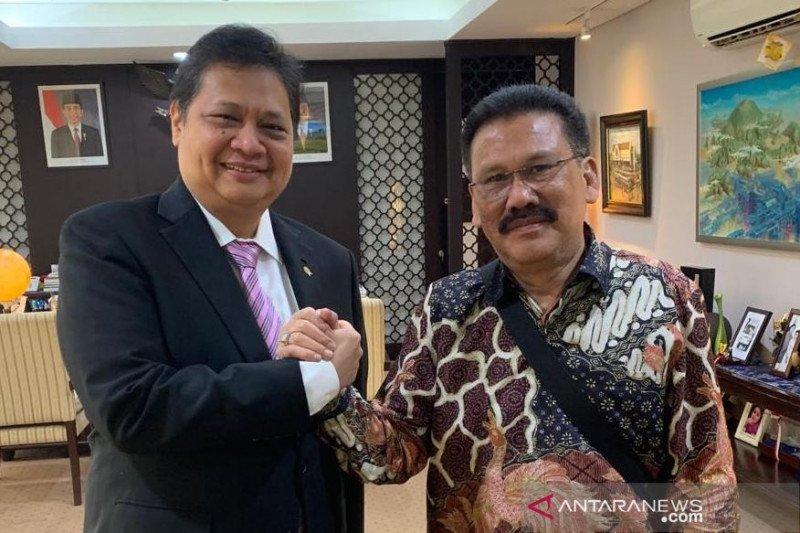 Semangat  menghimpun 4.000 alumnus Nakasone di Tanah Air