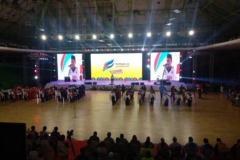Jawa Barat juara umum Popnas, Sultra raih 2 perak dan 5 perunggu