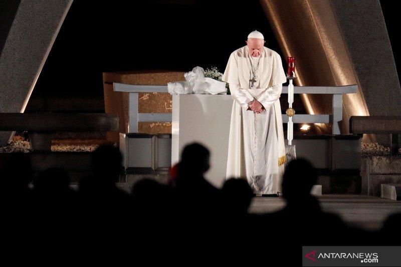 Paus hapus Kerahasiaan Kepausan guna penyelidikan pelecehan seksual