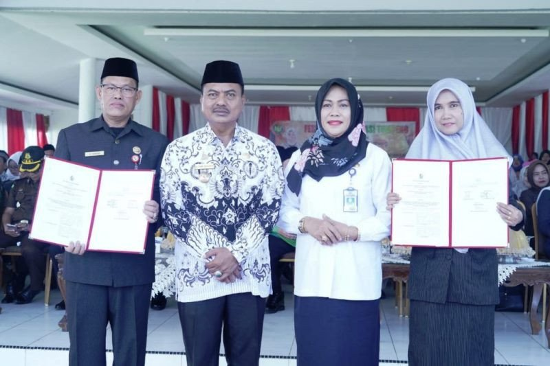Disdikpora dan DPPKB Majene kerja sama bentuk Sekolah Siaga Kependudukan
