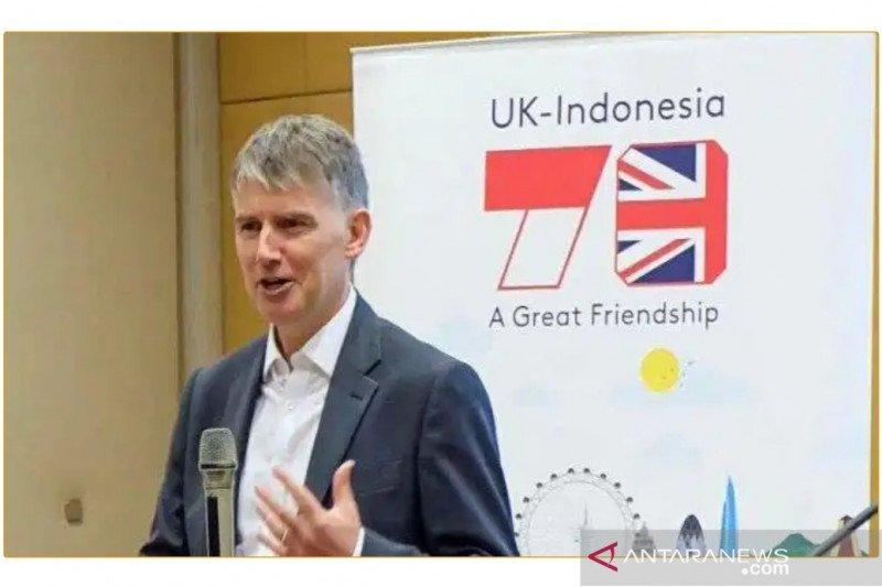 Pemerintah Inggris imbau warganya tak kunjungi Indonesia