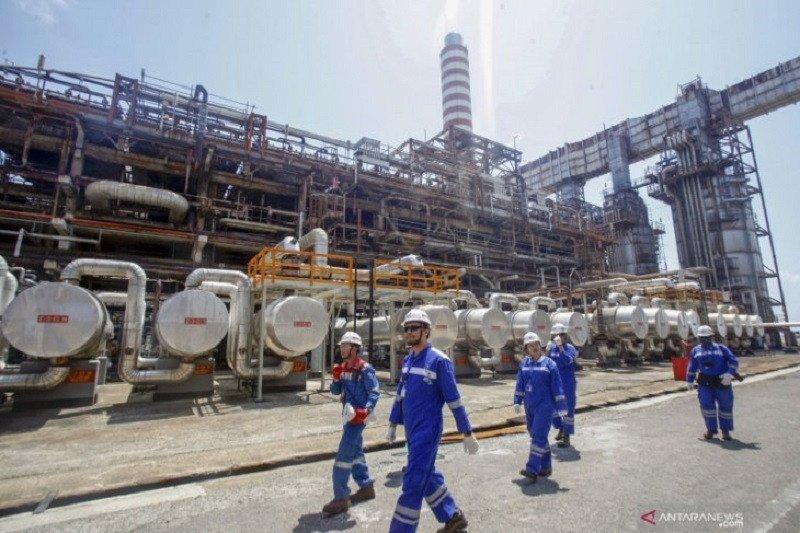 Erick Thohir dorong pengurus baru Pertamina untuk kurangi impor minyak