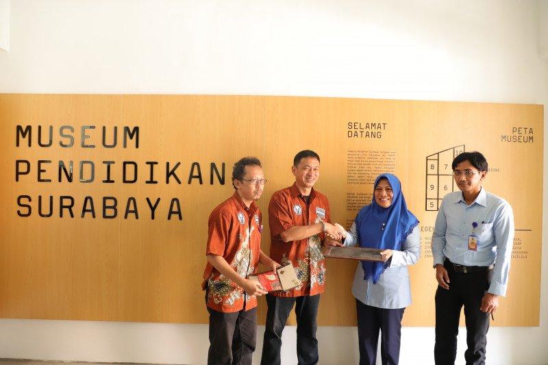 Pemkot Surabaya gandeng kolektor tambah koleksi di Museum Pendidikan