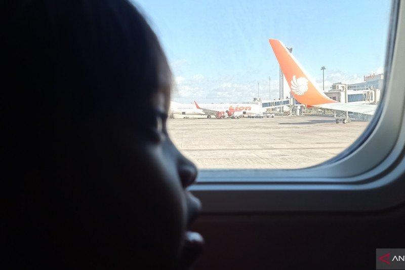 Penumpang pesawat di Bandara Internasional Lombok turun capai 24 persen
