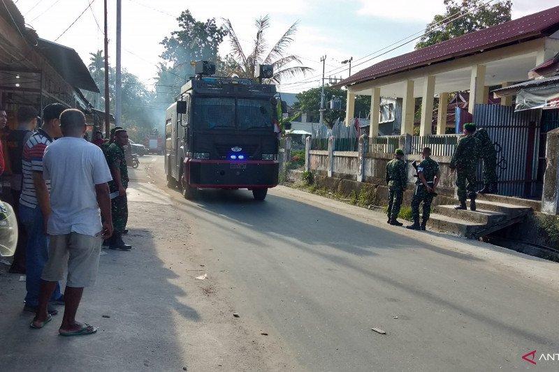 Polisi proses hukum pembawa bendera Bintang Kejora di Sorong