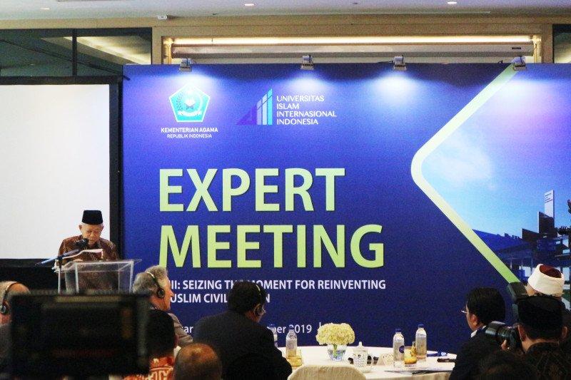 Wapres: Indonesia layak jadi rujukan kajian  dunia Islam moderat
