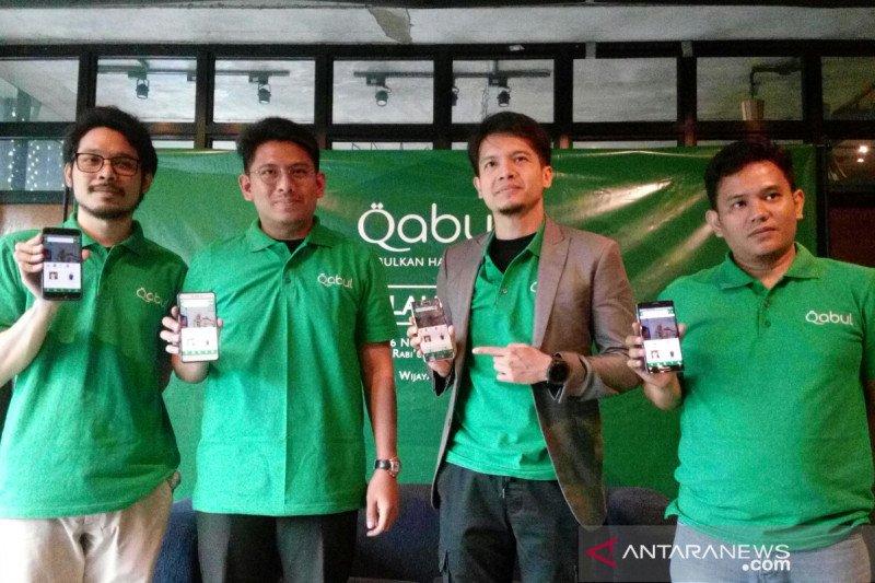 "Qabul, aplikasi ""marketplace"" bagi kebutuhan umat muslim"