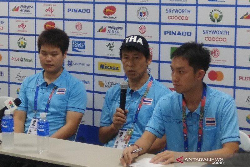 Akira  Nishino: kekalahan dari Indonesia bukan karena tanpa pemain senior