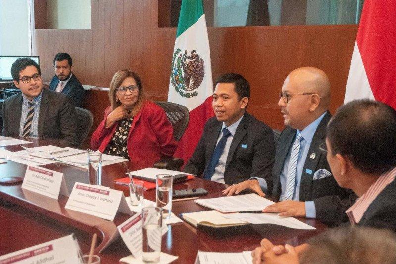 Indonesia ajak Meksiko lakukan riset pengembangan biofuel berbasis sawit